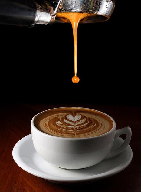 عکس فنجان قهوه عاشقانه و زیبا برای پروفایل