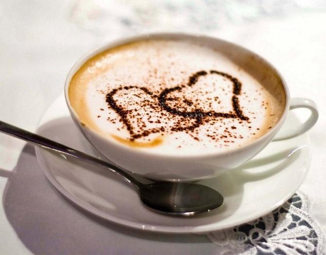 عکس فنجان قهوه عاشقانه و رمانتیک برای پروفایل