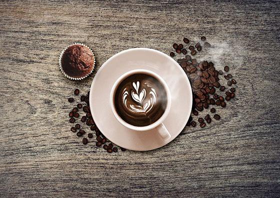 عکس فنجون قهوه زیبا برای پروفایل