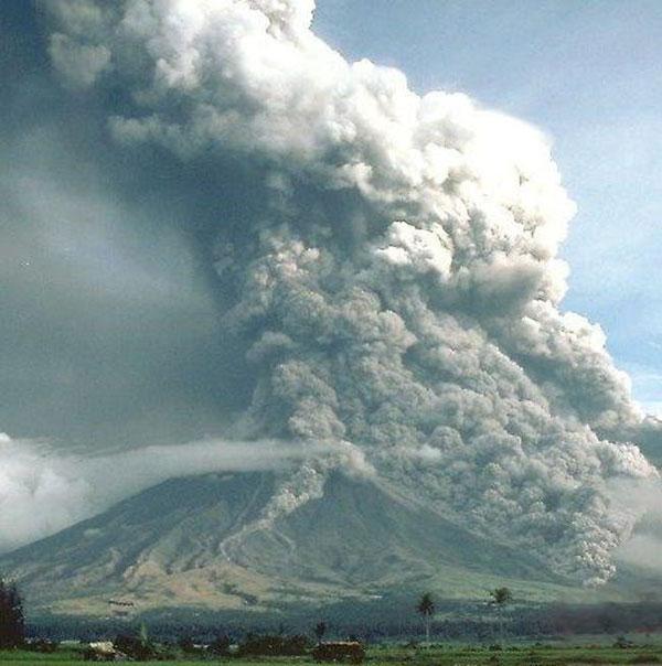 آتشفشان مایون