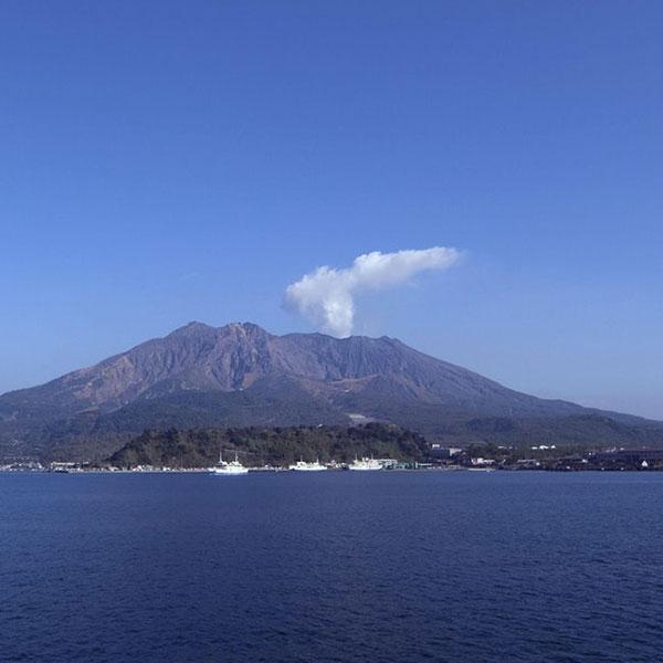 آتشفشان ساکوراجیما