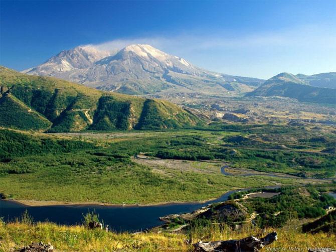 کوه های زیبای جهان