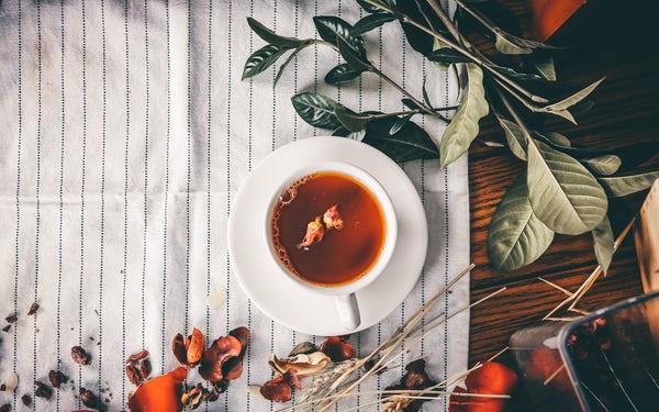 عکس پروفایل فنجان چایی زیبا