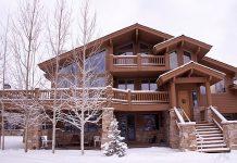 گرم نگه داشتن خانه در زمستان