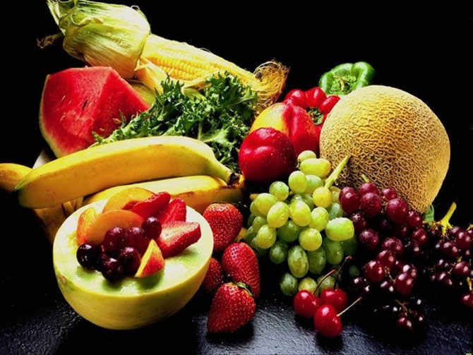 میوه درمانی با آنلاین میوه