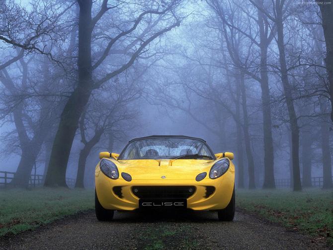 All pictures of Lotus Elise Второе поколение.