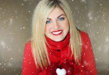 عکس پروفایل دخترانه زمستانی شاد