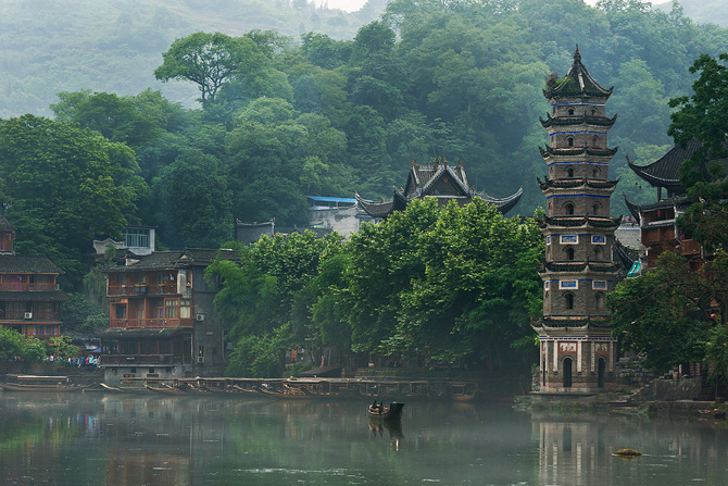 طبیعت چین