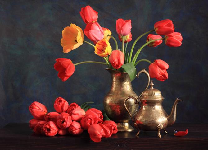 تصاویر آرامبخش از گلهای زیبا ... 1