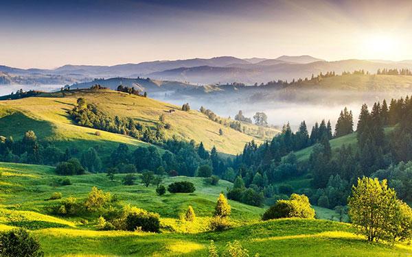 عکس های طبیعت توسکانی در ایتالیا