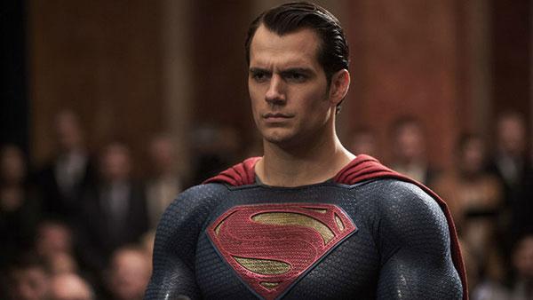 هنری کاویل در فیلم سوپرمن