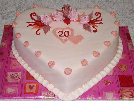 عکس کیک تولد باحال