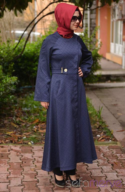 مدل لباس مجلسی پوشیده دخترانه