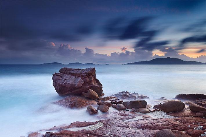 عکس های زیبا و شگفت انگیز از ساحل و دریا