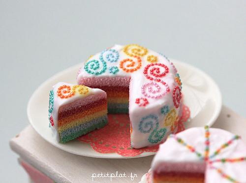 عکس کیک تولد شیک