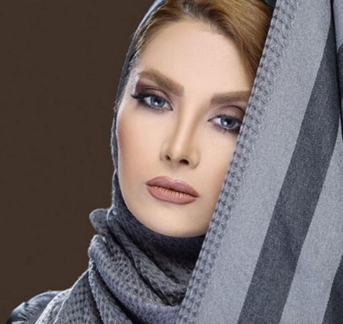 مونا فائض پور همسر اصلی احمد مهرانفر