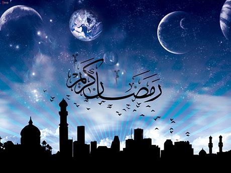 شعر های زیبا برای تبریک ماه مبارک رمضان