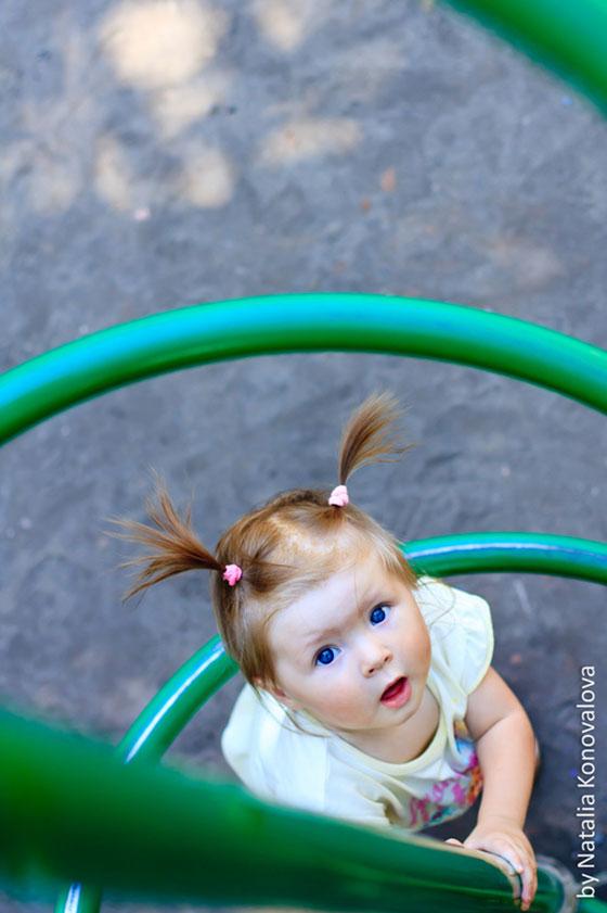 عکس نوزاد دختر خوشگل