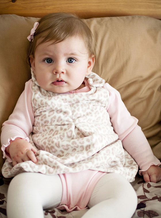 عکس لباس نوزاد دختر