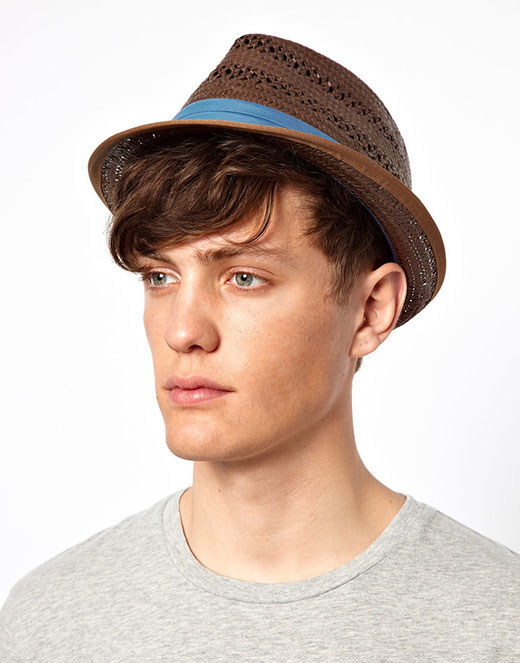 مدل کلاه دورگرد تابستانی