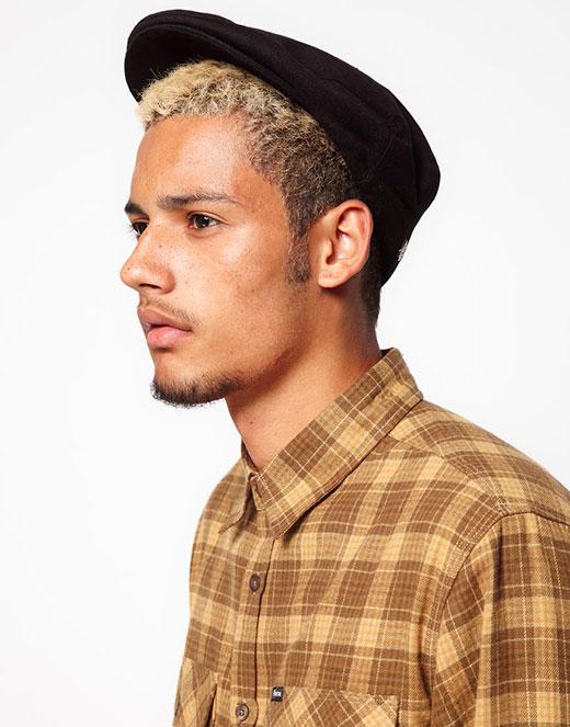 مدل کلاه پسرانه مشکی