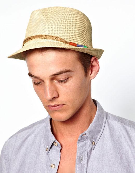 مدل کلاه شاپو تابستانی