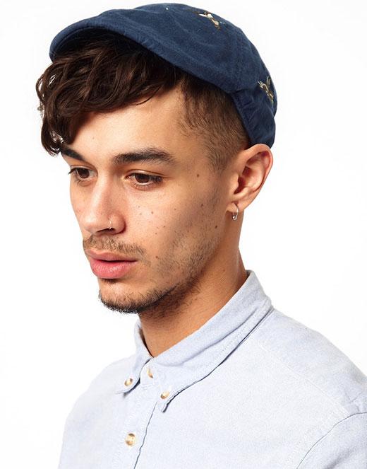 مدل کلاه مردانه لبه دار اسپرت