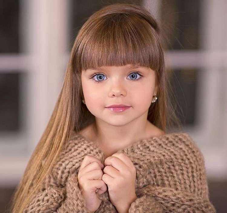 عکس آناستازیا نیازوا دختر زیبا و خوشگل روس