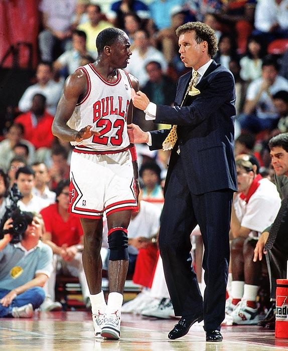 بازی بسکتبال مایکل جردن