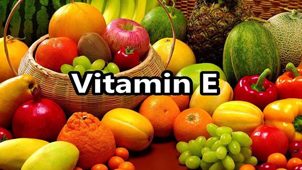 بیشترین ویتامین e در کدام میوه است