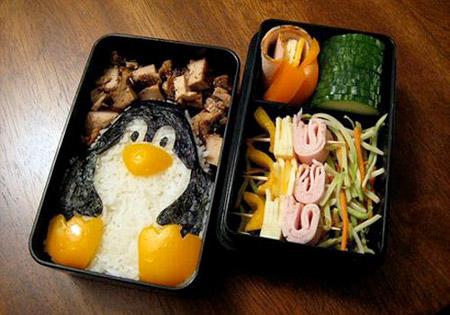 تزیین برنج ساده