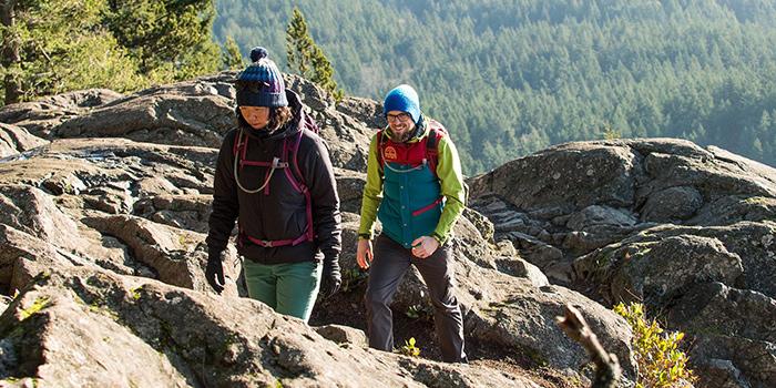 فواید کوه پیمایی و کوهنوردی برای بدن