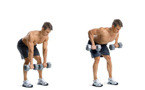 تمرینات وزنه برای کاهش وزن