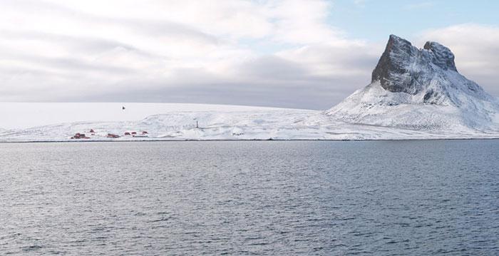 عکس طبیعت قطب