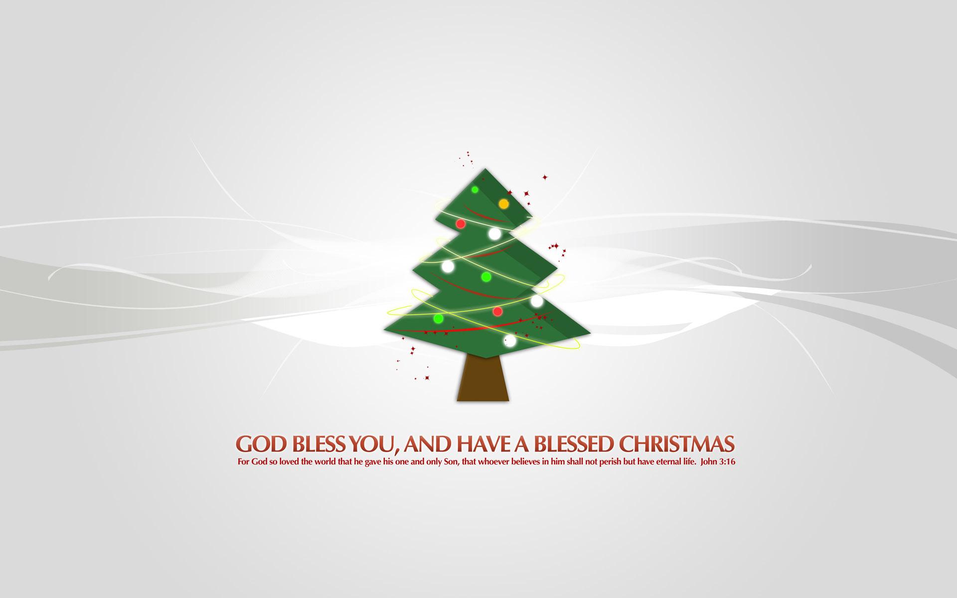 والپیپر درخت کاج کریسمس