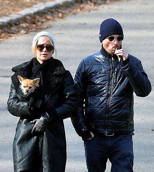 جنیفر لارنس و نامزدش دارن آرنوفسکی