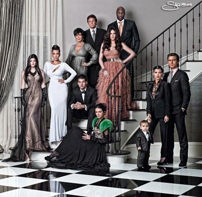 کندال جنر و خانواده اش , خانواده کارداشیان و جنر