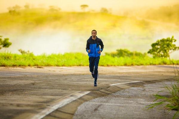 فواید دویدن