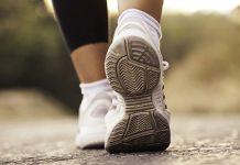 میزان کالری مصرفی با پیاده روی