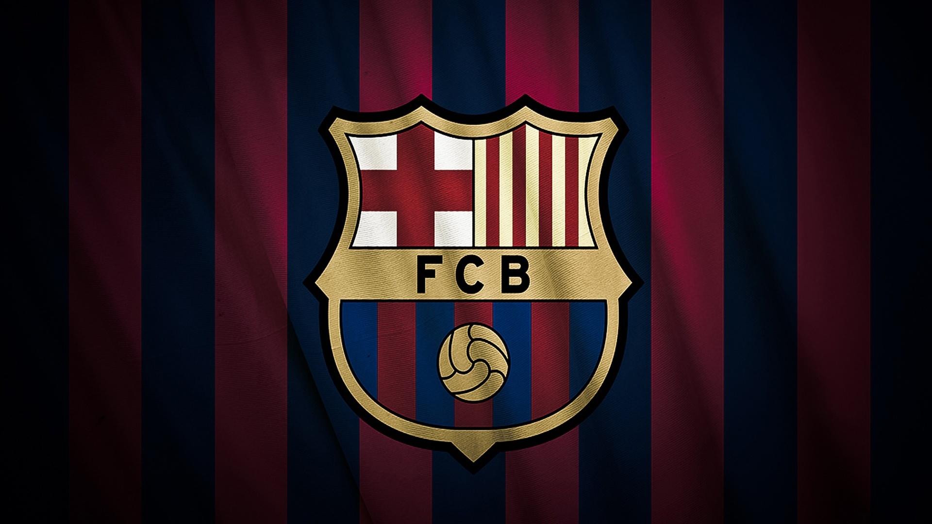 والپیپر لوگوی باشگاه بارسلونا