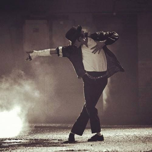 رقص مایکل جکسون