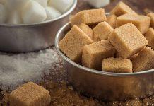 تفاوت بین شکر سفید و قهوه ای