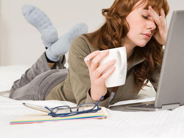 علائم خستگی چشم چیست؟