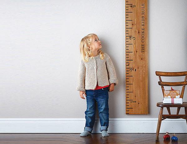 قد و وزن مناسب دختران