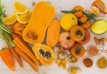 مواد غذایی و میوه های مفید برای ریه