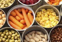 مضرات غذاهای کنسرو شده