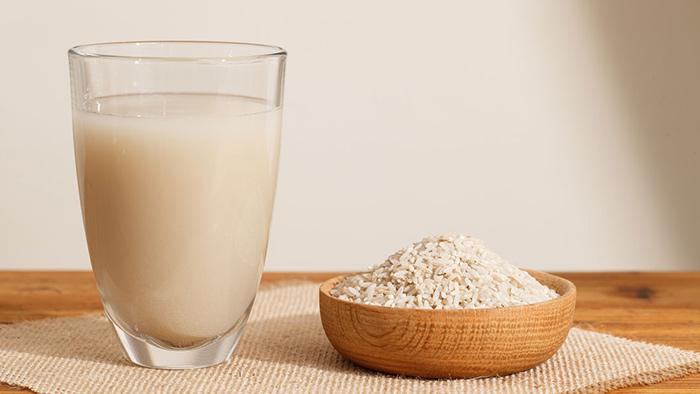 طرز تهیه شیر برنج گیاهی