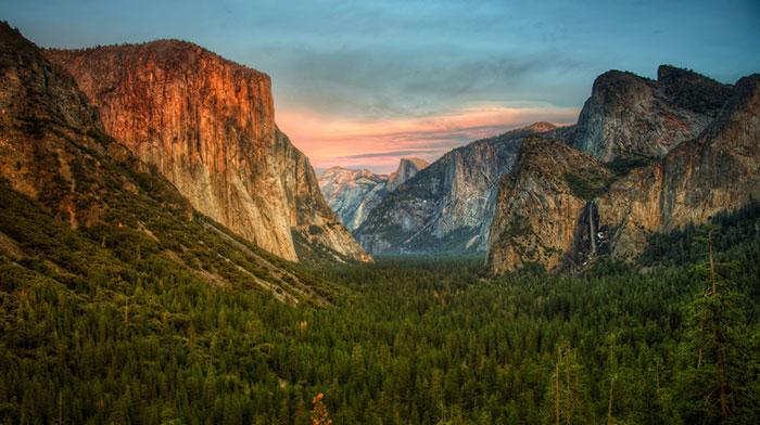 تصاویر آرامش بخش طبیعت