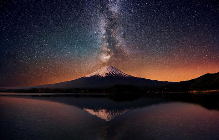 دانلود عکس کهکشان راه شیری