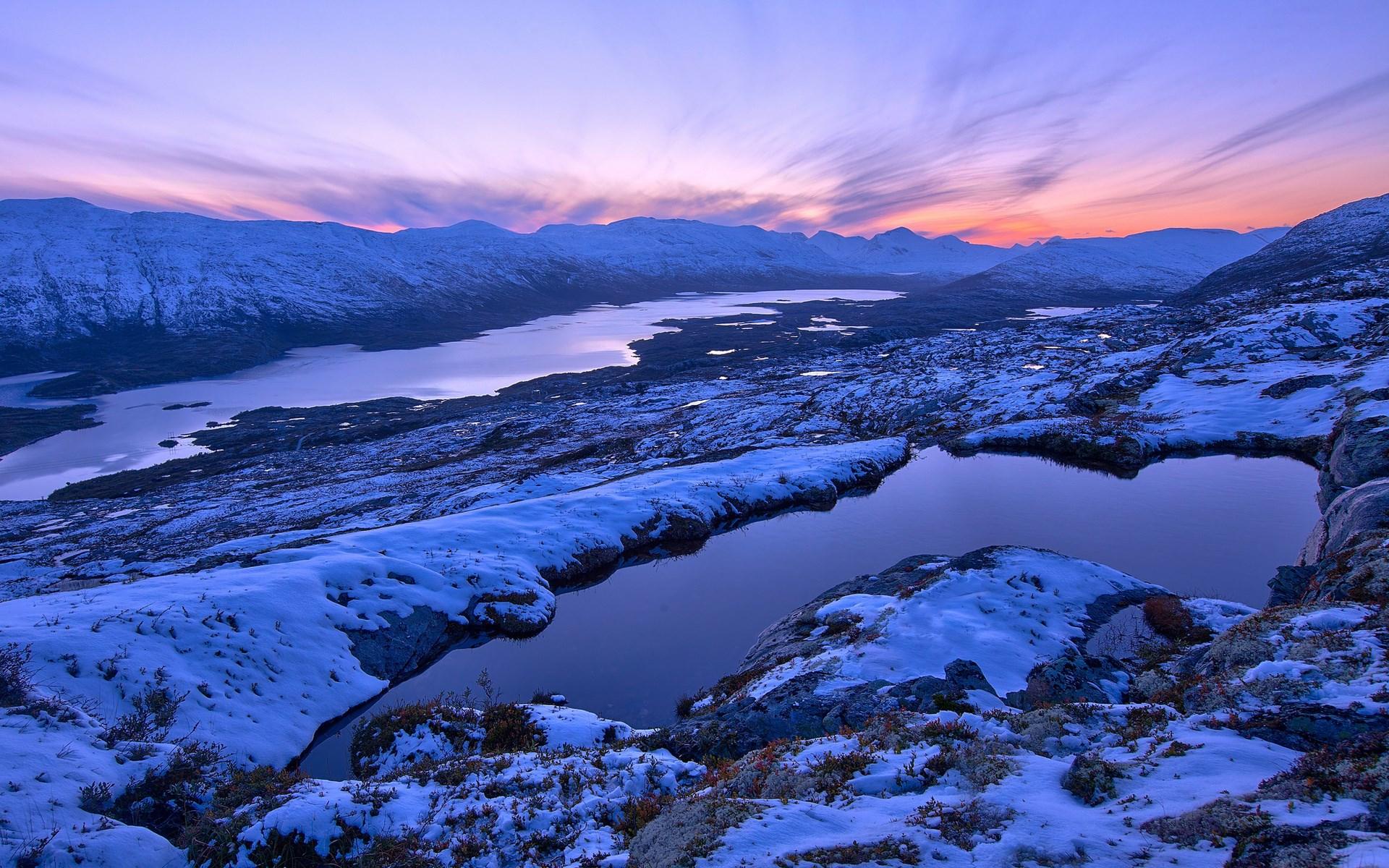 عکس های پس زمینه زیبا از فصل زمستان